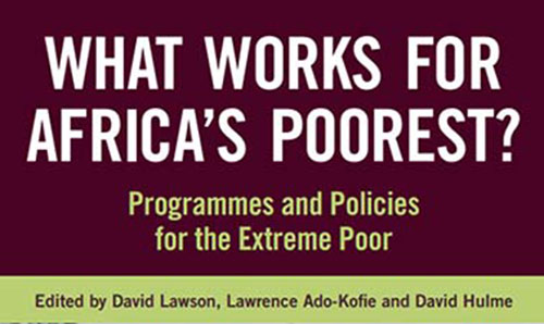 What Works for Africa's Poorest?